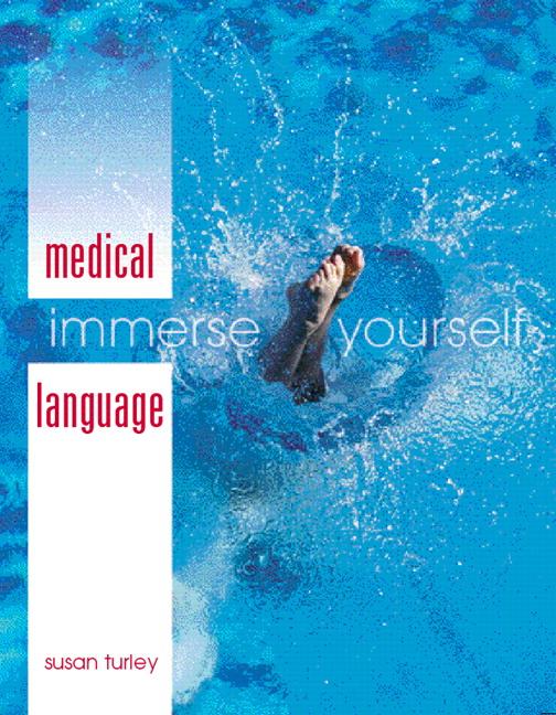 Turley Medical Language Pearson