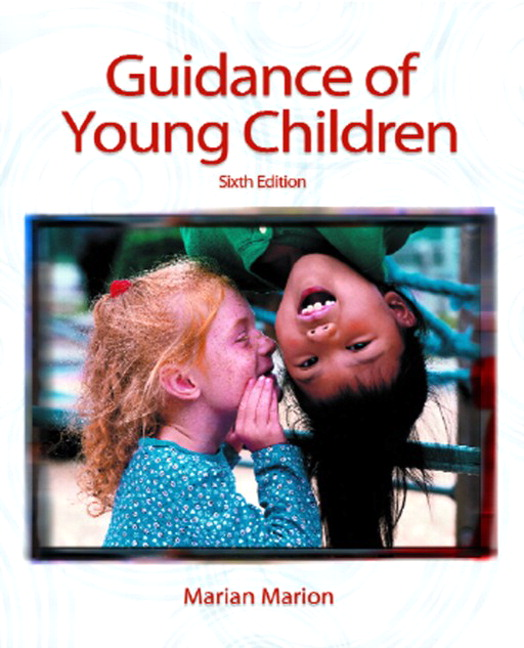Guidance of Young Children, 9th Edition