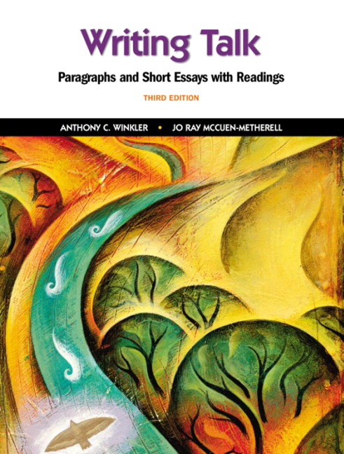 real essays with readings 3rd edition