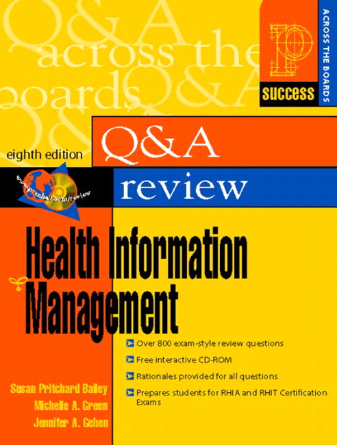 information management questions and answers