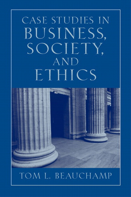famous case studies in business ethics Ethical dilemmas, cases, and case studies good discussions on ethics are often driven by situations that challenge our arthur andersen case studies in business.