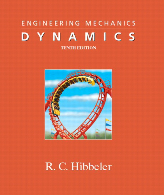 Hibbeler engineering mechanics dynamics and student study pack engineering mechanics dynamic and student fbd workbook package 10th edition hibbeler fandeluxe Images