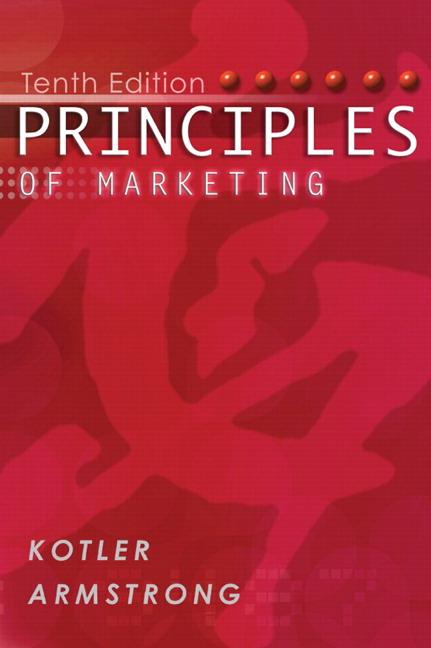 Kotler armstrong principles of marketing pearson principles of marketing with free marketing updates access code card 10th edition fandeluxe Gallery
