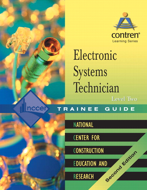 NCCER Electronic Systems Technician Level 2 Trainee