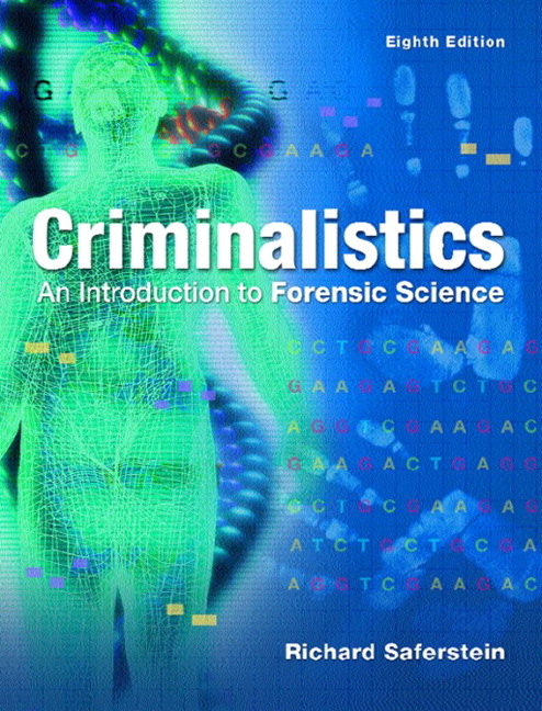... Criminalistics: An Introduction to Forensic Science (College Version