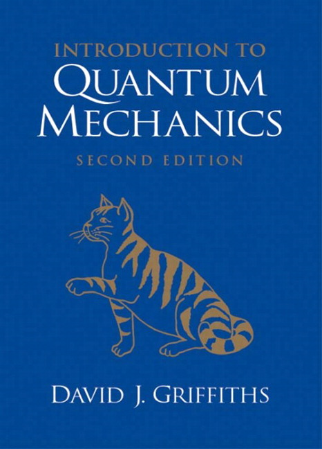 introduction to quantum mechanics griffiths 2nd edition pdf free