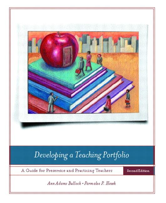 teaching portfolio template free - adams bullock hawk developing a teaching portfolio a