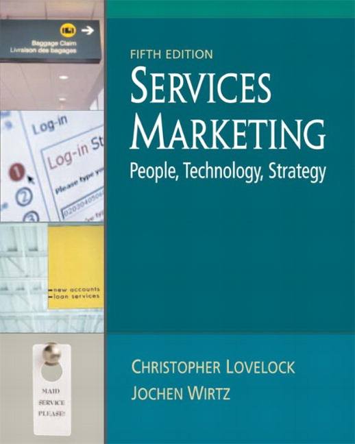services marketing lovelock 6th edition pdf