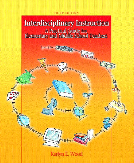 Wood Interdisciplinary Instruction For All Learners K 8 A