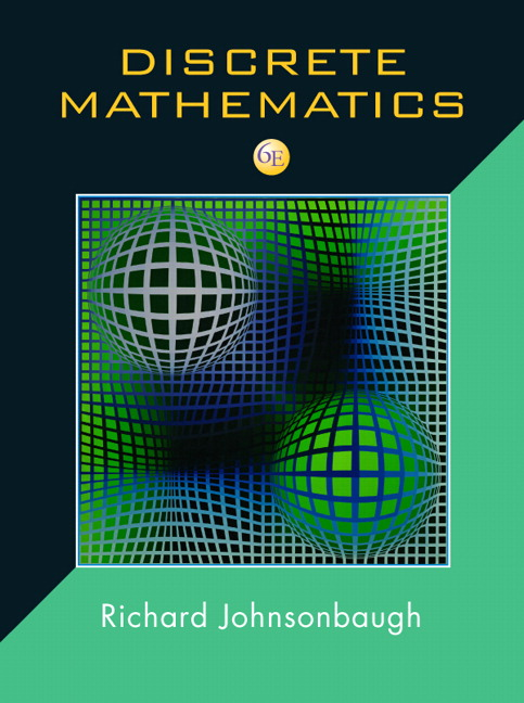 discrete mathematics 7th edition johnsonbaugh pdf download