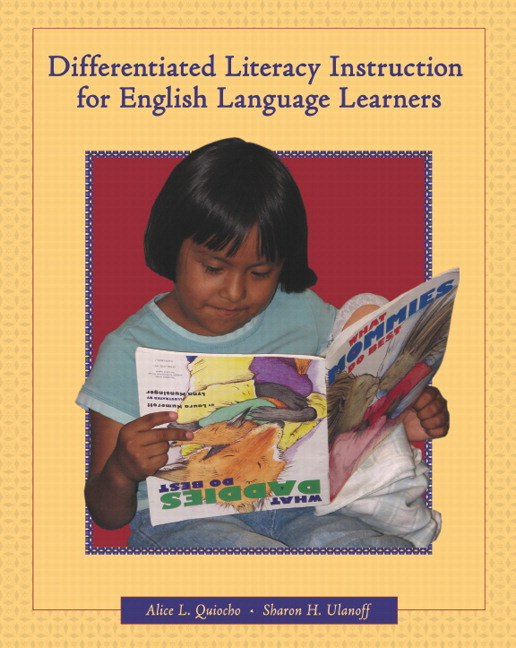 Quiocho Ulanoff Differentiated Literacy Instruction For English