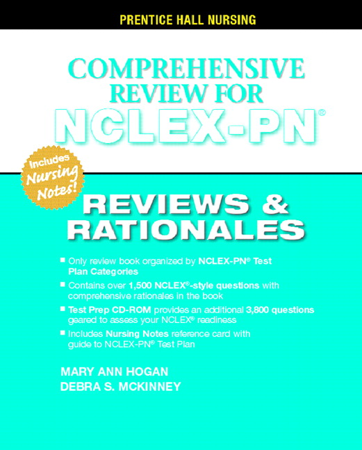 what is normally a ideal nclex pn assessment book