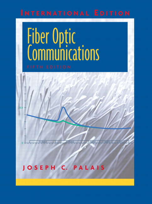 Fiber Optic Communications: International Edition, 5th Edition