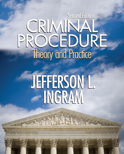 21st century criminal id procedures essay Changing nature of security, and the activity of policing, in the late-modern era of the 21st century  other segments of the criminal justice.