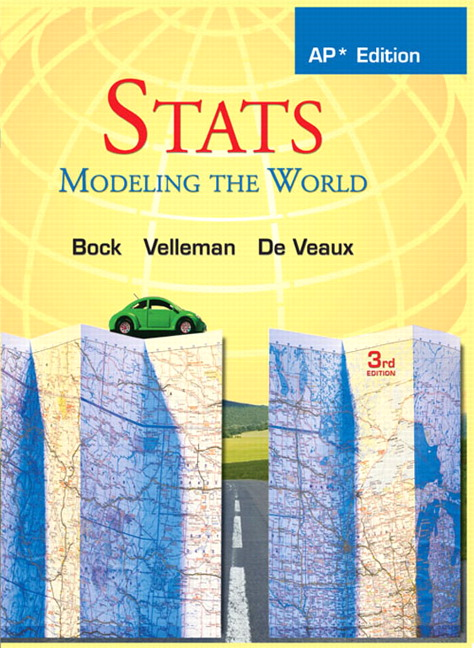 Stats: Modeling the World (AP Edition)