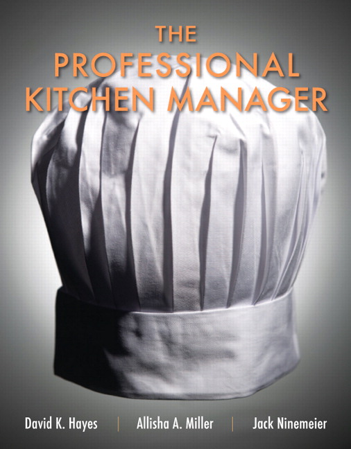 professional kitchen manager the
