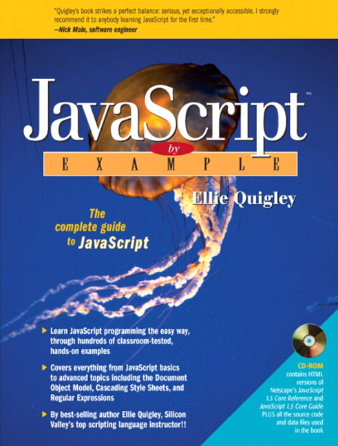 Javascript by example.