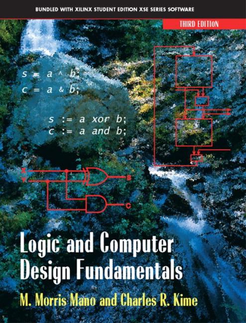logic and computer design fundamentals 5th edition pdf