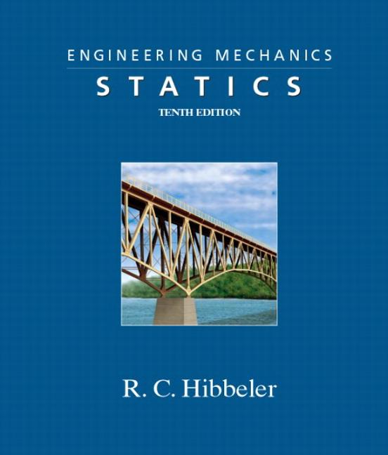 engineering mechanics statics hibbeler pdf