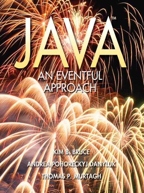 Java an eventful approach