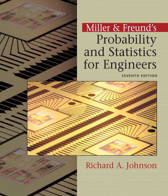 Richard pdf and engineers probability johnson statistics for
