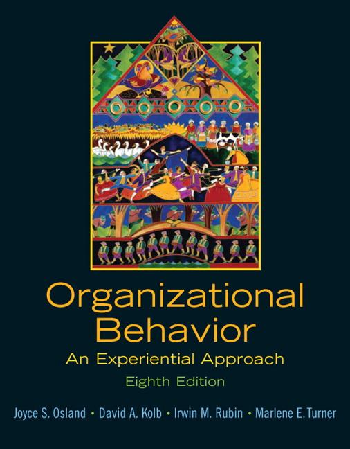 Edition 8th pdf behaviour organizational