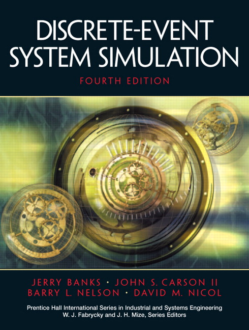 Banks carson nelson nicol discrete event system simulation 5th discrete event system simulation 4th edition fandeluxe Image collections