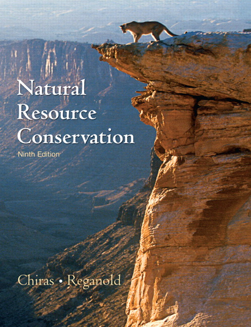 Natural Resource Conservation Chiras Th Edition