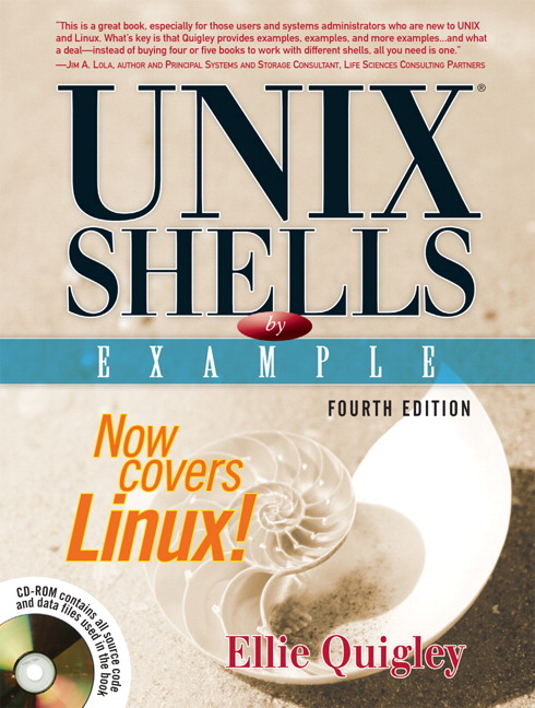 learning the bash shell 4th edition pdf