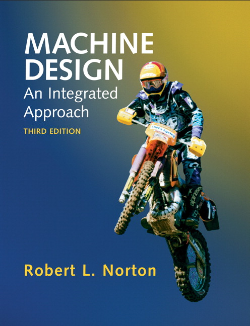 Machine Design An Integrated Approach 3rd Edition