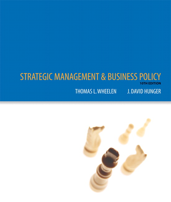 hunger and wheelen efas Essentials of strategic management / j david hunger, thomas l wheelen   suggested efas and ifas tables and a sfas matrix in chapters 3, 4, and 5.