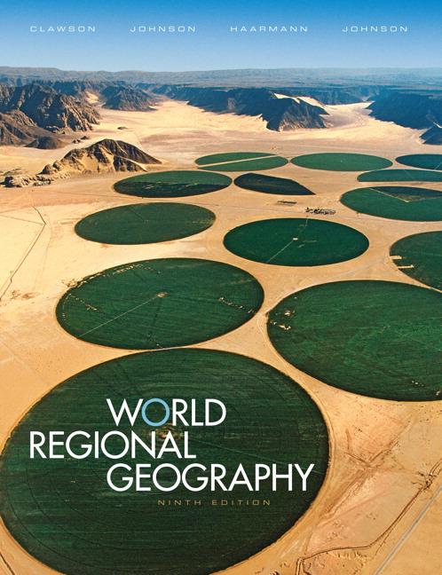 Mapping workbook for world regional geography: karl byrand.