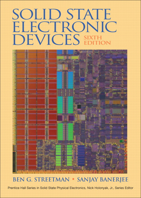 Advanced Theory Semiconductor Devices Solutions Manual