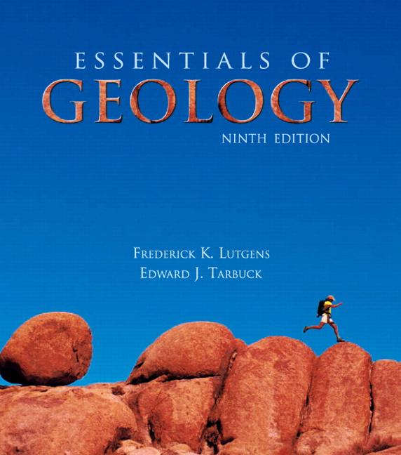 ESSENTIALS OF GEOLOGY EBOOK