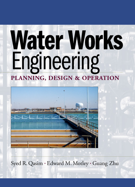 Water Works Engineering Planning Design And Operation Pdf