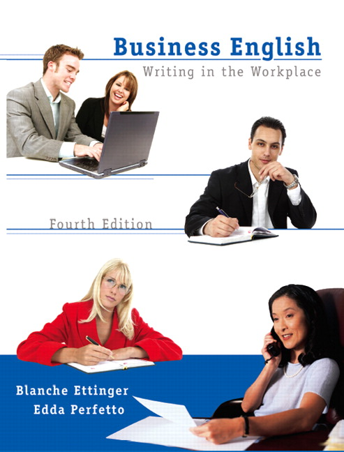 Business English: Writing in the Workplace, 4th Edition
