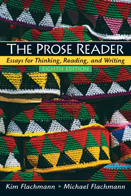 prose reader Designed to provide students with a basic understanding of paragraph and essay  writing, this rhetorically arranged reader contains paragraphs and short.