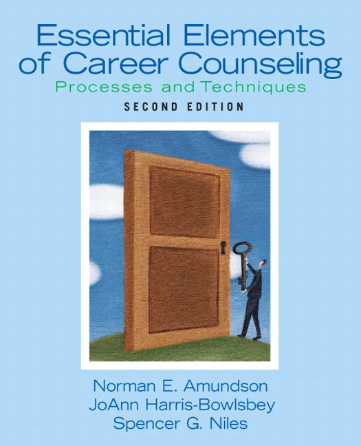 elements of counseling What makes the process of therapy effective what ingredients account for the majority of change in counseling and psychotherapy in this book, you'll find the answers to these questions and more as fred walborn presents 4 process variables—the therapeutic relationship, client expectations, cognitive insight, and.