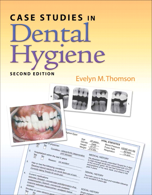 dental hygiene case studies questions Case studies in dental hygiene, third edition, is designed to guide the development of critical-thinking skills and the application of theory to care at all levels of dental hygiene education—from beginning to advanced students.