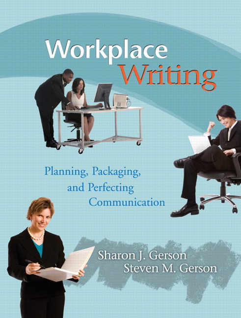 Gerson Amp Gerson Workplace Writing Planning Packaging