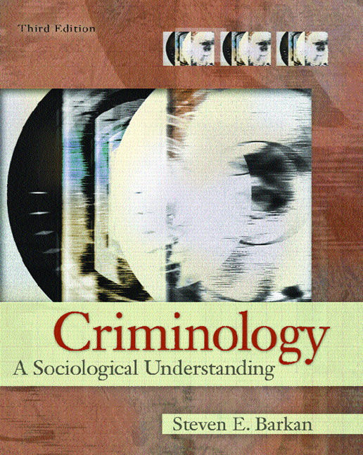 Introduction to Criminology (10th ed.)