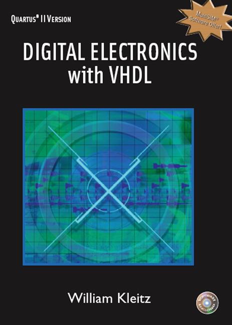 kleitz digital electronics with vhdl quartus ii version pearson rh pearson com Manual Electronic Book Basic Electronics Manual
