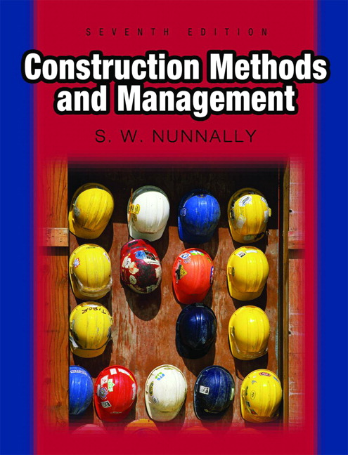Nunnally construction methods and management 8th edition pearson construction methods and management 7th edition fandeluxe Gallery
