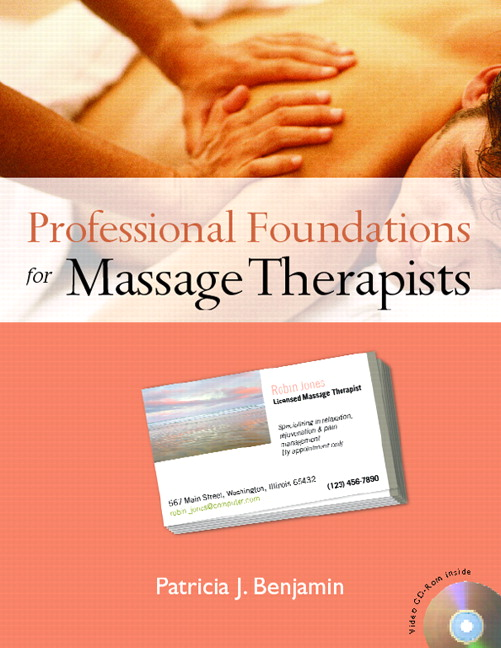 Professional Foundations for Massage Therapists