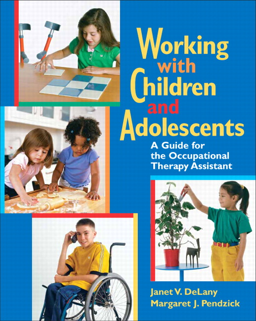 Delany Pendzick Working With Children And Adolescents A Guide