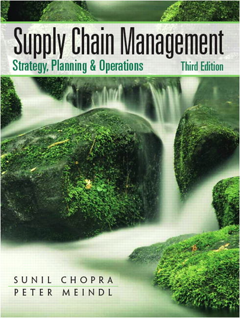 supply chain management 3rd edition ch1 summary Supply chain management (scm) is a broadened management focus that considers the combined impact of all the companies involved in the production of goods and services, from suppliers to manufacturers to wholesalers to retailers to final consumers and beyond to disposal and recycling.
