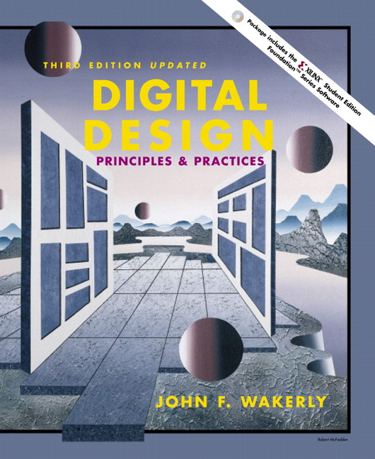 Wakerly Digital Design Principles And Practices Updated Edition 3rd Edition Pearson