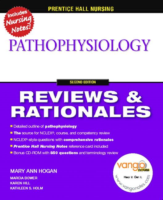pathophysiology book for nursing students pdf