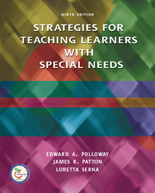 Polloway, Patton & Serna, Strategies for Teaching Learners with ...