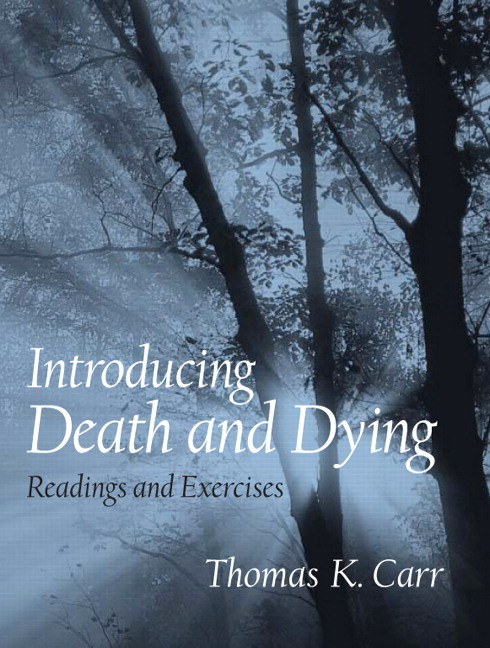 death and dying essays The age old questions, what is death what happens when we die these are questions that many people look to answer every day the dictionary defines death.